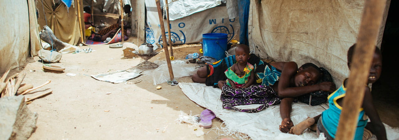 South Sudan five years of conflict